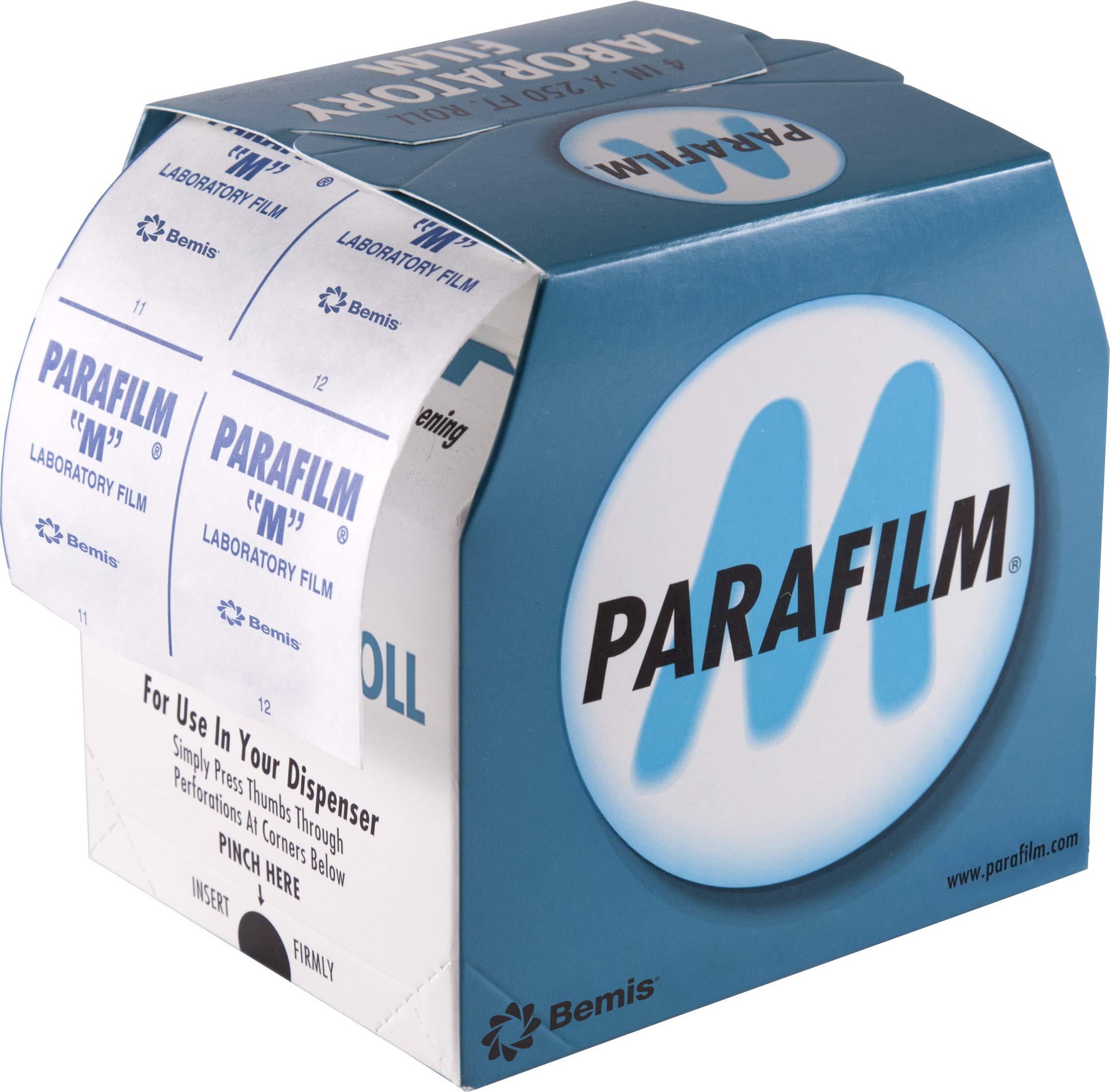 Heathrow Scientific HD234526C Parafilm Moisture Proof Sealing Film, 135mm Width x 107mm Height x 132mm Depth