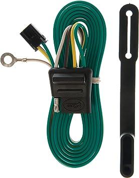 gmc sonoma wiring amazon com curt 55413 vehicle side custom 4 pin trailer wiring 2001 gmc sonoma radio wiring diagram curt 55413 vehicle side custom 4 pin