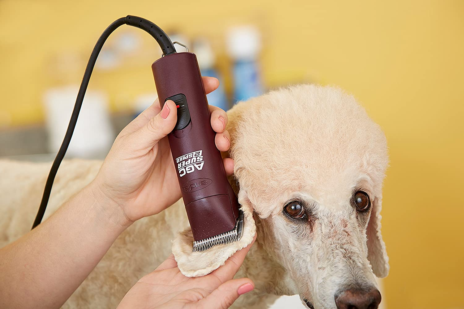 Andis UltraEdge Super 2-Speed Clipper – The Dog Grooming Clipper with the Best Blade