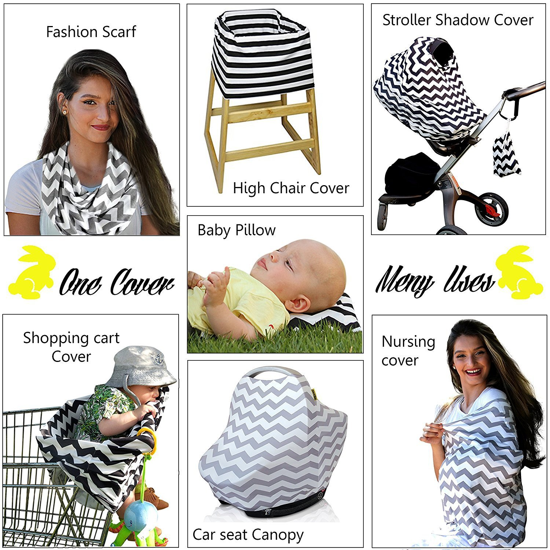 Amazon.com: qxt Enfermería Lactancia Materna Cover – Bufanda ...