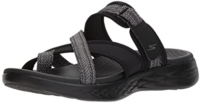 d36c25ac4 Skechers on The Go 600 Glow Womens Sandals  Amazon.co.uk  Shoes   Bags