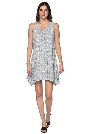 054920d6263 Neesha Textured Eyelet Racerback Shift Dress at Amazon Women s Clothing  store