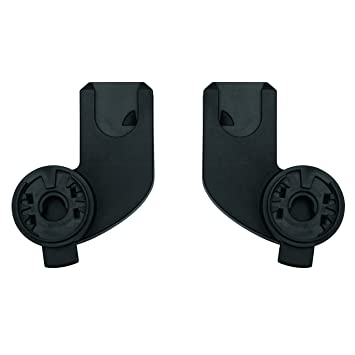 Quinny Zapp Xpress Car Seat Adaptors, Black: Amazon.co.uk: Baby