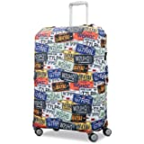 Samsonite Printed Luggage Cover - Extra Large, License Plate (Multi) - 91247-6439