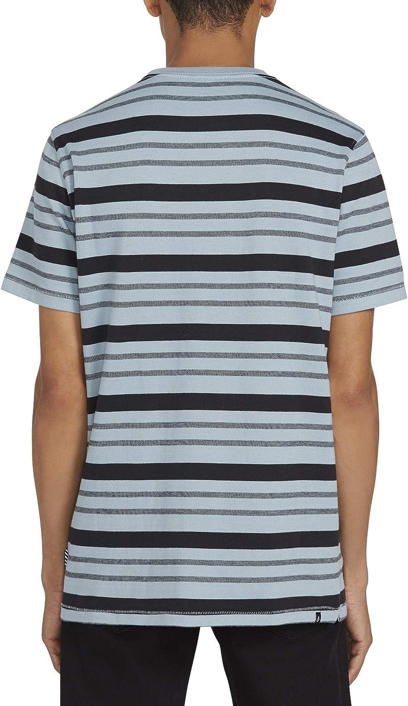 Volcom Rhodes Crew S/S Camisa Hombre