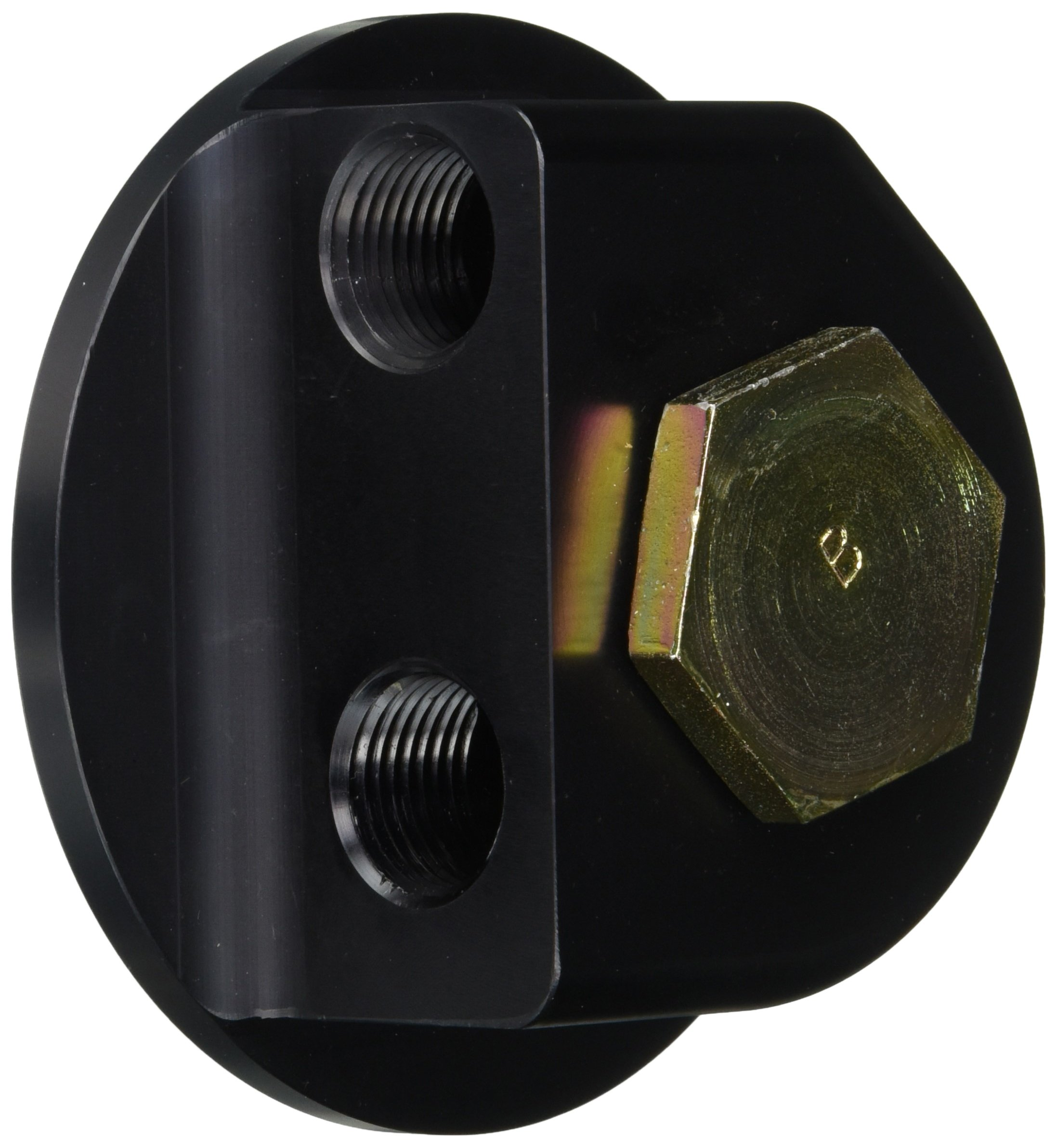 Canton Racing Products 22-592 90 Degree Rotating Remote Oil Filter Adapter