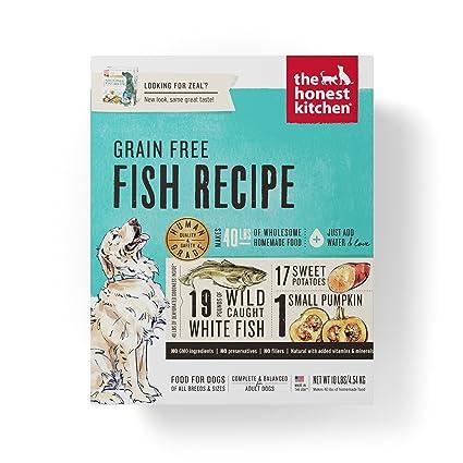 amazon com honest kitchen human grade dehydrated grain free fish rh amazon com