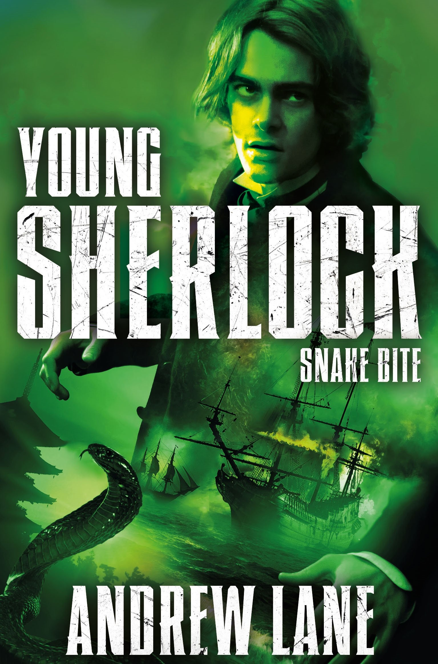 Snake Bite (Young Sherlock Holmes, Band 5)