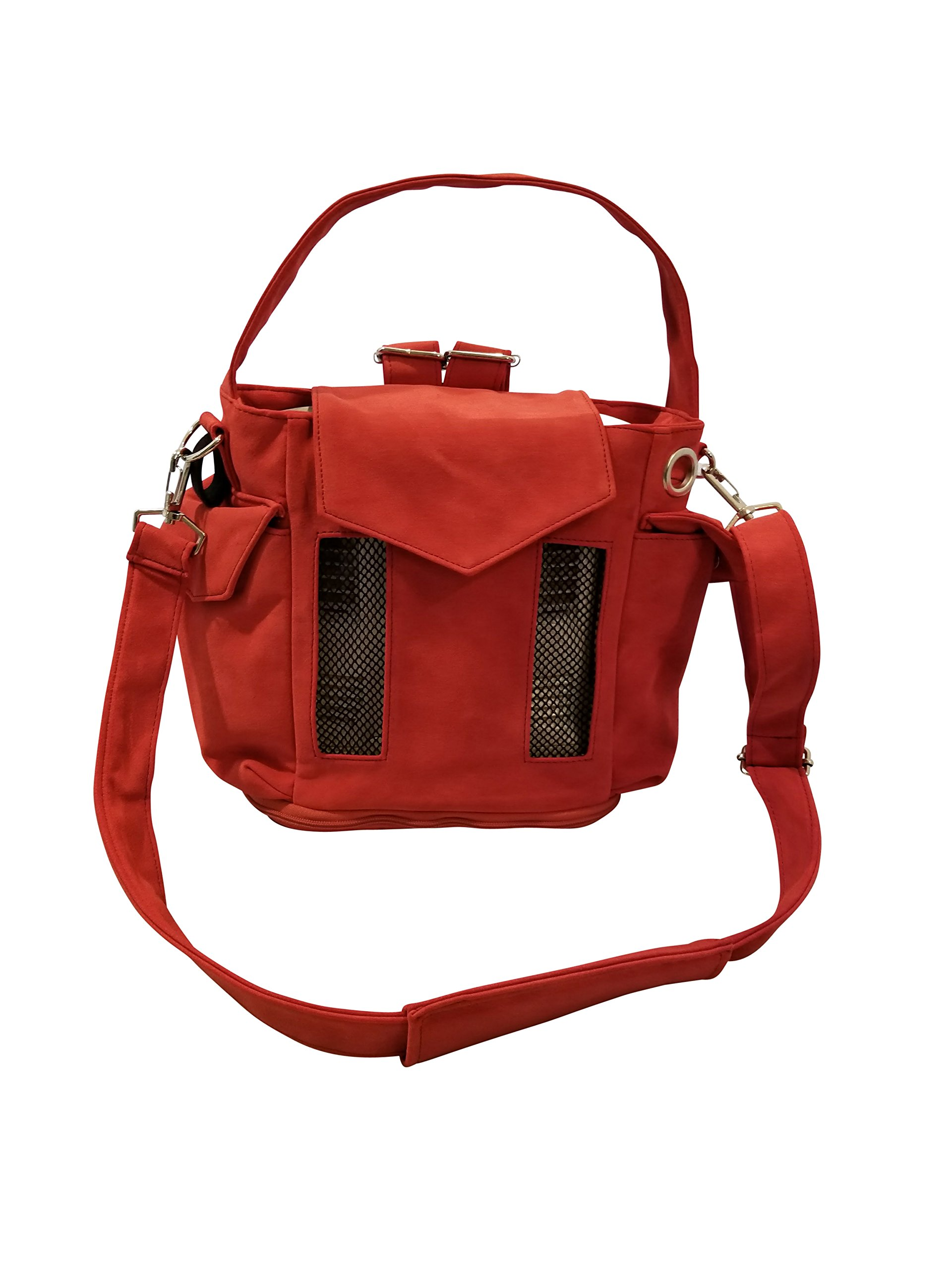 Carry Bag for Inogen One G3 with pockets for keys, wallet, cords & more!
