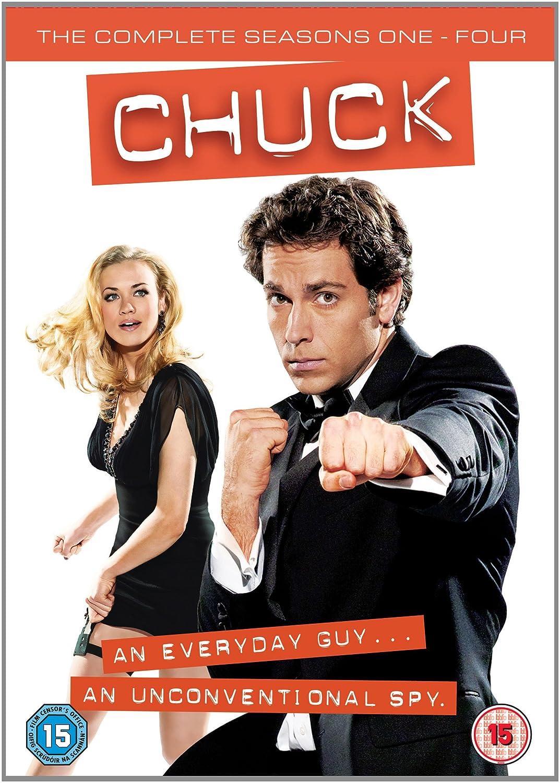Chuck complete season 1 4 dvd amazon zachary levi chuck complete season 1 4 dvd amazon zachary levi yvonne strahovski adam baldwin dvd blu ray voltagebd Choice Image