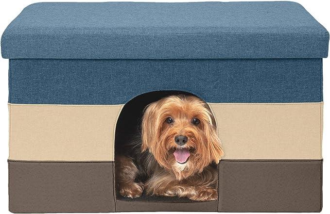 Furhaven Pet - Collapsiple Living Room