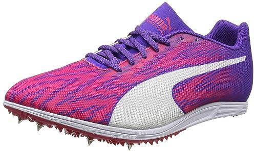 PUMA Evospeed Distance 7 WN, Chaussures d'Athlétisme Femme
