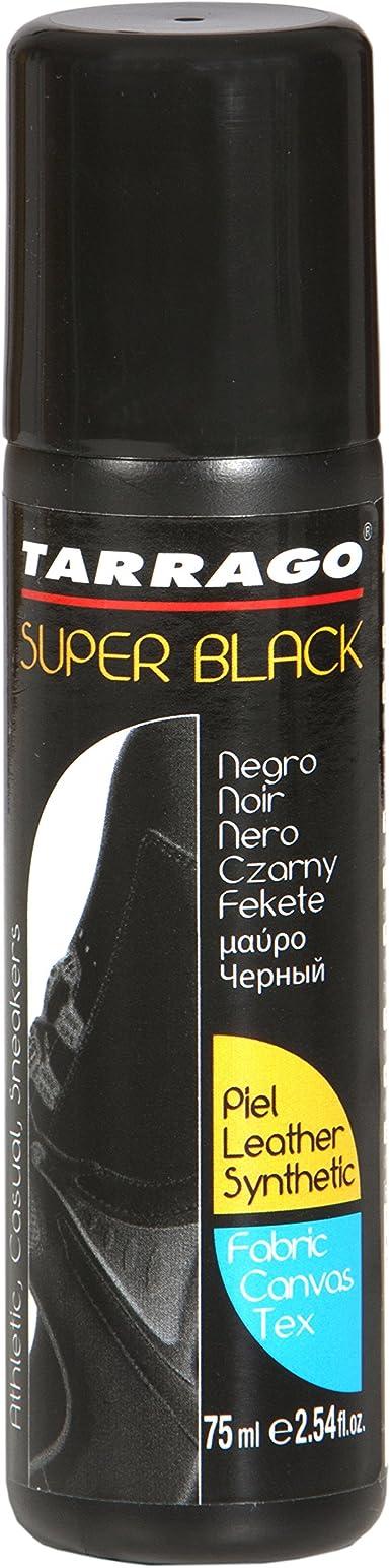 Tarrago Super Aplicador 75 ml, Zapatos y Bolsos Unisex adulto, Negro (Black 18)