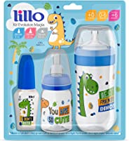 Kit Evolution Magia - Menino, Lillo, Azul