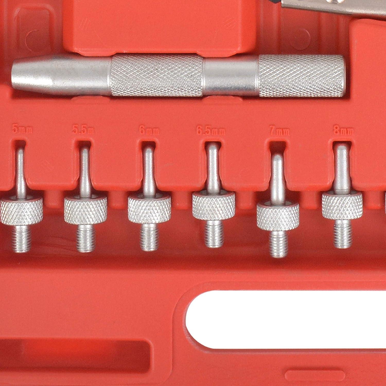 Set de herramientas de alicate de sello de v/álvula