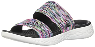 famous brand buy online various colors Skechers Women's On-The-go 600-Bedazzling Slide Sandal