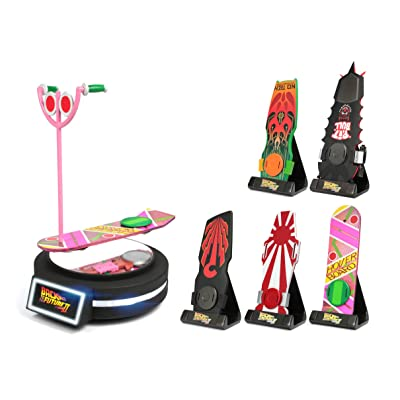 Back to the Future Part II Magnetic Floating Hoverboard Play Set