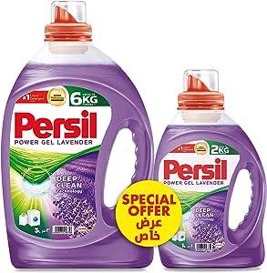 Persil Lavender Power Gel 3+1 Liters