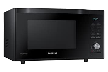 Samsung MC32J7035DS Countertop Combination microwave 32 L 900 W Black - Microondas (Countertop, Combination microwave, 32 L, 900 W, Buttons,Rotary, ...