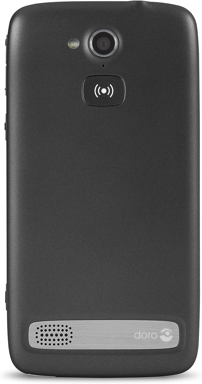 Doro Liberto 820 - Smartphone Libre Android (Pantalla 4.5