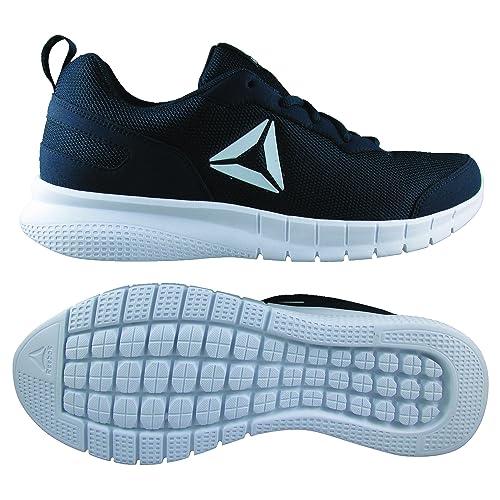Reebok AD Swiftway Run, Zapatillas de Deporte para Hombre, (Collegiate Navy/White