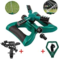Tinana Automatic 360 Degree Rotating Lawn Sprinkler System