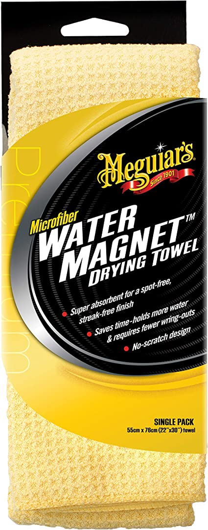 Meguiar/'s Meguiars X2000 Car Auto Water Magnet Microfiber Finish Drying Towel