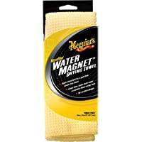 "Meguiar's X2000 Water Magnet Microfiber Drying Towel, 1 Pack , Yellow , 22"" x 30"""