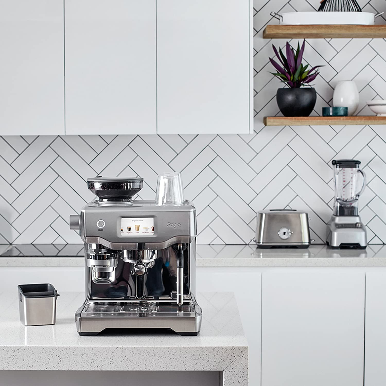 SAGE SES990 the Oracle Touch Siebträger Kaffeemaschine