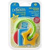 Dr Brown's TE001-P4 Learning Loop Teether