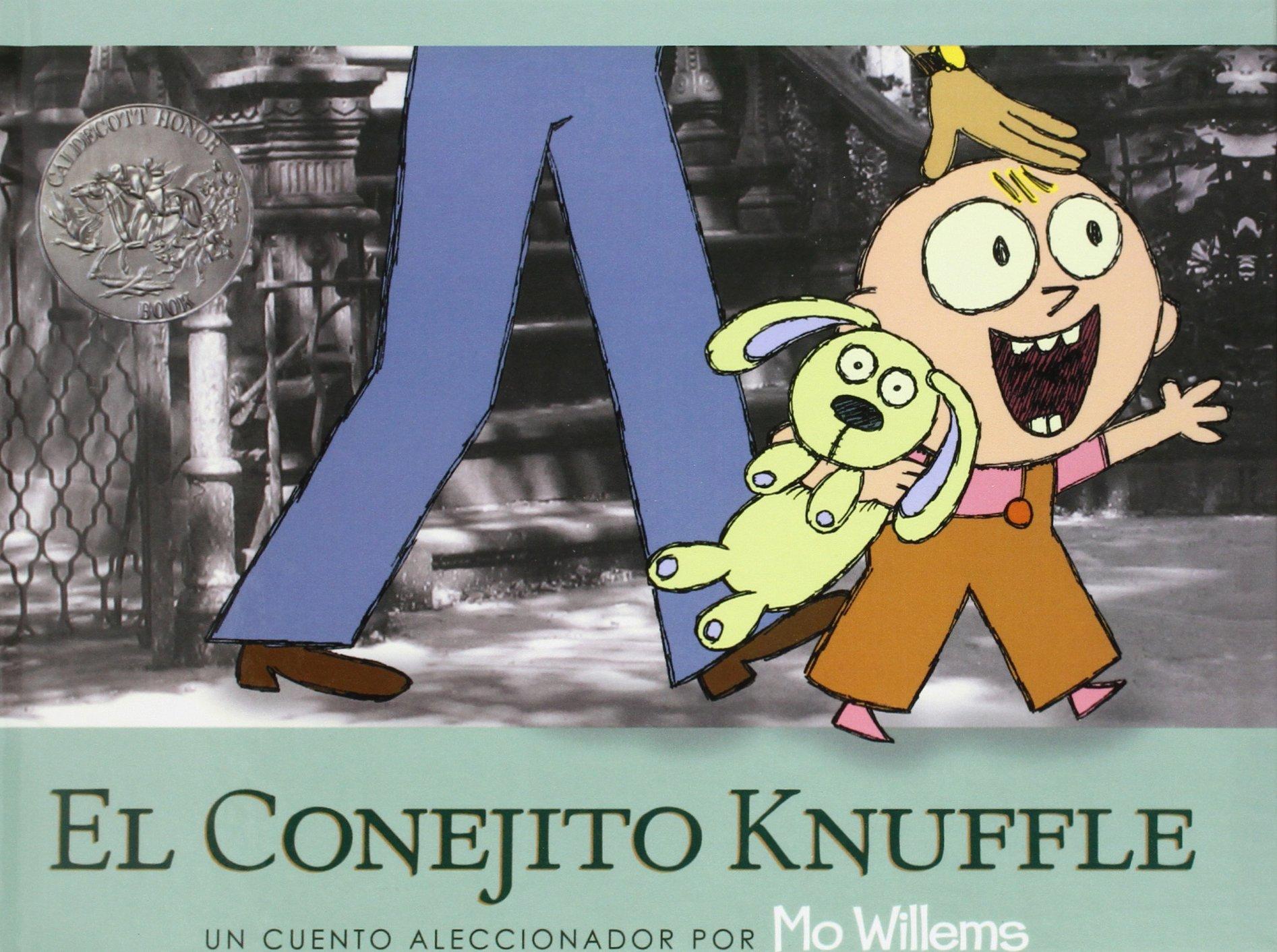 El Conejito Knuffle (English and Spanish Edition) ebook