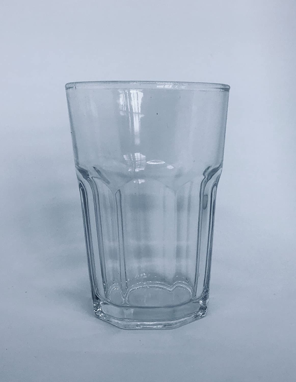 12 oz, Height: 4 7//8 STILUX 12 oz Water Glass