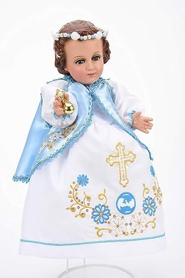 Amazon.com: Baby Jesus Outfit. Redentor del Mundo, Traje ...