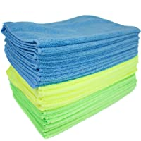Deals on 36-Pack Zwipes Microfiber Cleaning Cloths