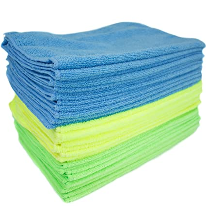4d847e4b2f Amazon.com  Zwipes 1015303 Microfiber Cleaning Cloths