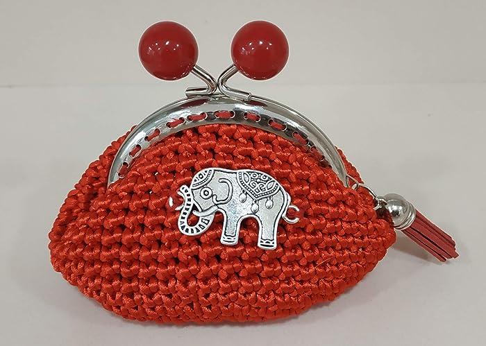 Monedero Elefante de la suerte