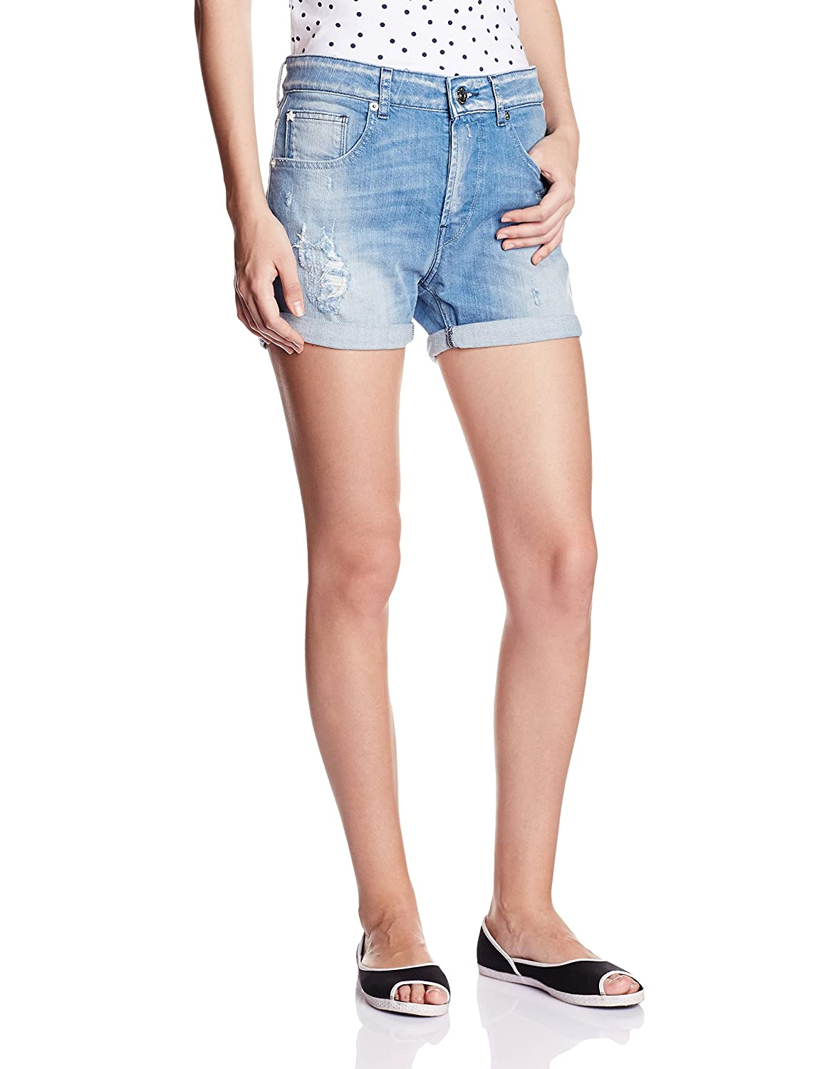 Replay Damen Short Wa611 .000.443 783