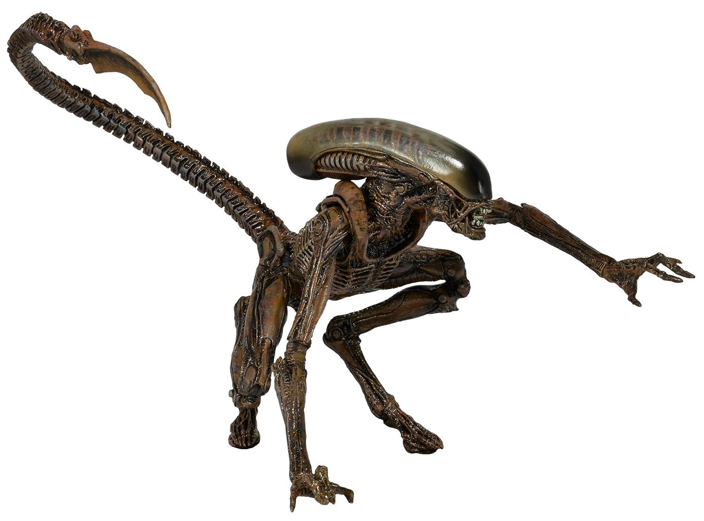 NECA Scale Series 8 Dog Alien Brown Action Figure, 7