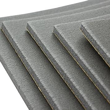 Noico WP 300 mil 0,88 m2, material de amortiguación para coche, impermeable