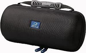 DNPRO-SLR-PLUS-DOCK for Bose SoundLink Revolve wireless Bluetooth speaker and Charging Dock/Cradle (Black, Nylon)