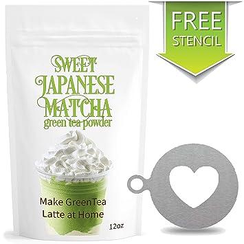 How to make homemade green tea powder