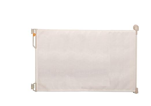 Amazon.com: Bindaboo B1136/L821 Retractable Gate In White: Pet Supplies
