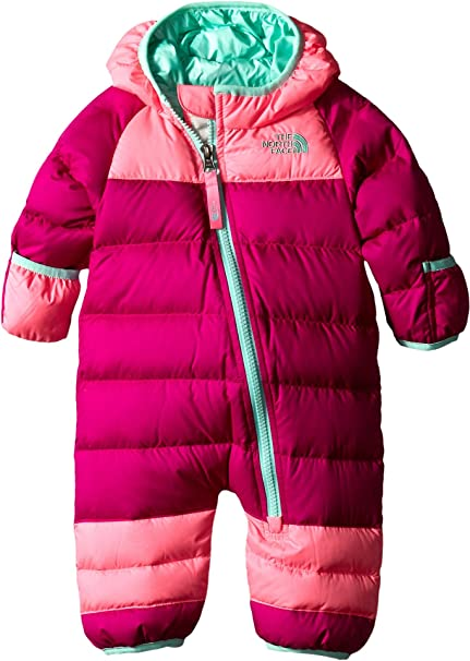 d715c0445178 Amazon.com  The North Face Kids Unisex Lil  Snuggler Down Suit ...