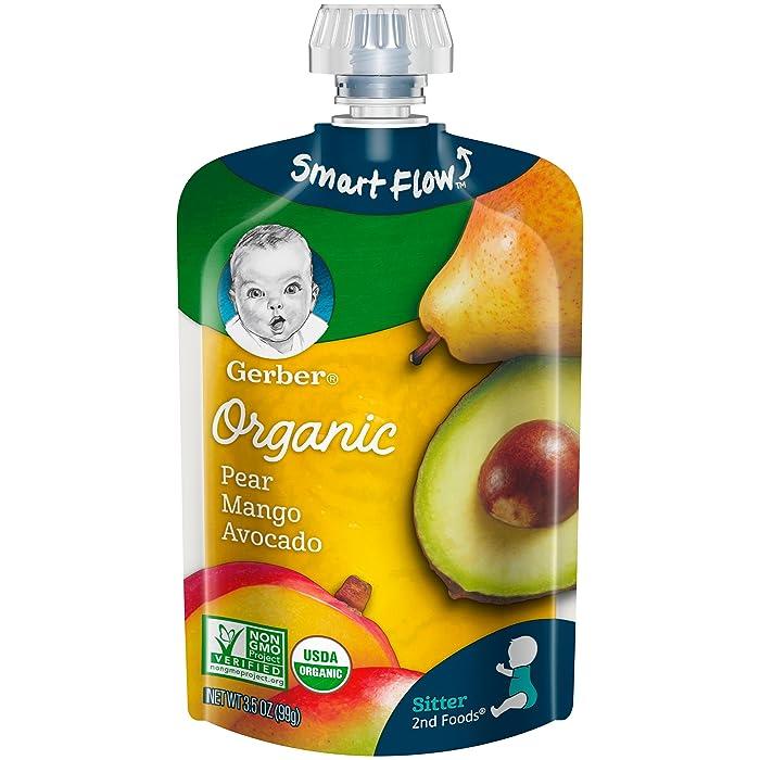 The Best Gerber's Organic Baby Food