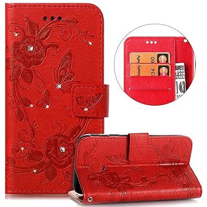 Amazon com: PHEZEN Galaxy J3 Pro J330 Case, Beauty Luxury