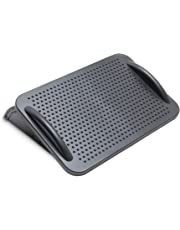 IOCrest Syba Ergonomic Foot Rest with Massage Function, Adjustable 3 Angle (SY-ACC65068)
