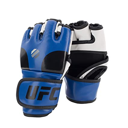 2b68972902bd4 Amazon.com : UFC Open Palm MMA Training Gloves : Sports & Outdoors