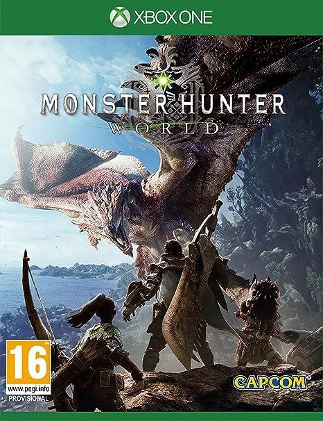 Monster Hunter: World: Amazon.es: Videojuegos