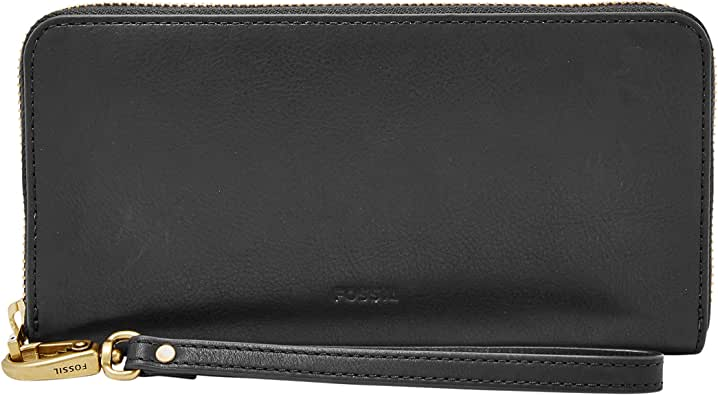 Fossil Emma Large Zip Clutch