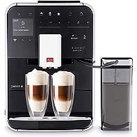 Melitta Caffeo Barista TS Smart F850-102 F850-102-Cafetera Automática, Super Silenciosa, Control con App Connect…